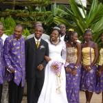 Afrikada düğün 1